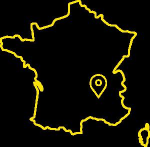 Carrière Delleaud dans la Drôme